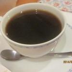 凱旋門 - ホットコーヒー