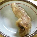 やきとり道 とんぼ - 首(鶏の首)