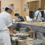 天ぷら えびす食堂 -