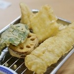 天ぷら えびす食堂 和白店 -
