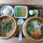 29318769 - 「山菜おこわ釜めし(1650円)」