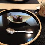 29319656 - コーヒー水羊羹!美味しかったです。