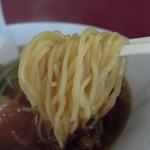 林和 - ラーメンの麺