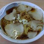 初富士 - チャシュー麺(大)¥700