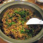 あずまし亭 - 蛸飯
