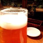 ブルーガーデン - ブレミアモルツ※乾杯後