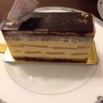 シュシュ - 洋ナシのケーキ