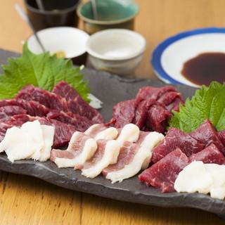 熊本から直接仕入れで新鮮さがウリ!