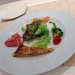 ポルト ポルテ - パスタセットのサラダ