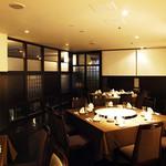 浜松四川飯店 - 四川飯店の専用個室。15名様~最大30名様までご利用いただけます