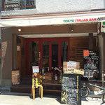 東京 ITALIAN AKATSUKA -