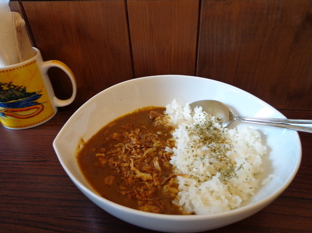 Mana Cafe - カレー