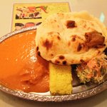Indian Restaurant Shri Aruna - ミニランチ850円