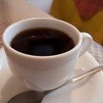 チャオ - ピッツェリア チャオ コーヒー