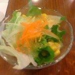 UCC Cafe Comfort - サラダ