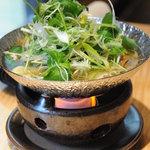光琳 - 料理写真:団子汁