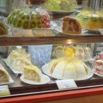 果実園 東京店 - ケーキは超ビッグサイズ
