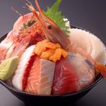 鰊御殿 - 北海大漁丼