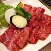 正園 - 料理写真:カルビー定食