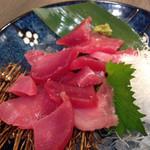 広島風お好み焼き れんが亭 - マグロは冷凍