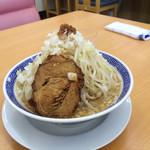 勝神角ふじ - ふじ麺 子豚