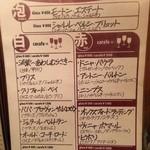 富士屋本店 ワインバー -