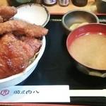 29334498 - 勝つ丼ミドル級880円♪
