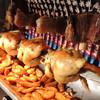 ロティスリー アルティザン - 料理写真:ロティスリーマシーンで焼いてます