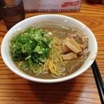 天骨庵 慶心 - 慶心の天骨麺(並)700円(14.07)