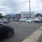 久留米ラーメン清陽軒 - 駐車場は第二まで入れると30台!