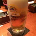 29336502 - 生ビール(¥550)