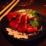 バー リフィル - 土用の丑の日に頂いた鰻…美味です。 鰻のクオリティもさながらサービスに感涙です!