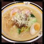虎吉 - 特製白味噌ラーメン 780円