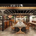 AW55 - 開放的な店内!