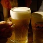 29340137 - ビールでカンパ~~イ