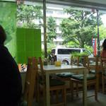 カフェクローバー2 - 1Fカフェコーナー