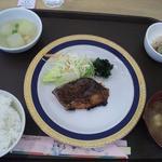カフェクローバー2 - 日替わりランチ 鰆の利休焼き 500円(ドリンクつき)