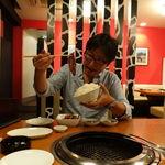 Yakinikushibaura - タン筋とホホ肉