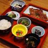 本庄うなぎ屋 - 料理写真:松定食