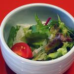 本庄うなぎ屋 - サラダ