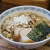 二葉 - 料理写真:背脂煮干ラ-メン