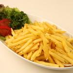 スクエア - 手軽に食べられるフライドポテト