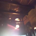 29344024 - 陽が沈む前 二階席から三階を望む♪