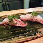 滋味創菜 たちばな - 金目鯛の炙り