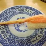 無添くら寿司 - かに 108円(2014.07.28)