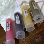 29345911 - 金沢の和菓子店「村上」 水羊羹