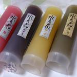 29345912 - 金沢の和菓子店「村上」 水羊羹