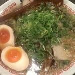 29346212 - 醤油ラーメン・半熟味玉付き(700円)