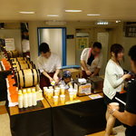 東京湾納涼船 - 飲み放題のドリンク