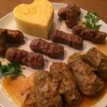 ルーマニア料理 ラミハイ - サルマーレ